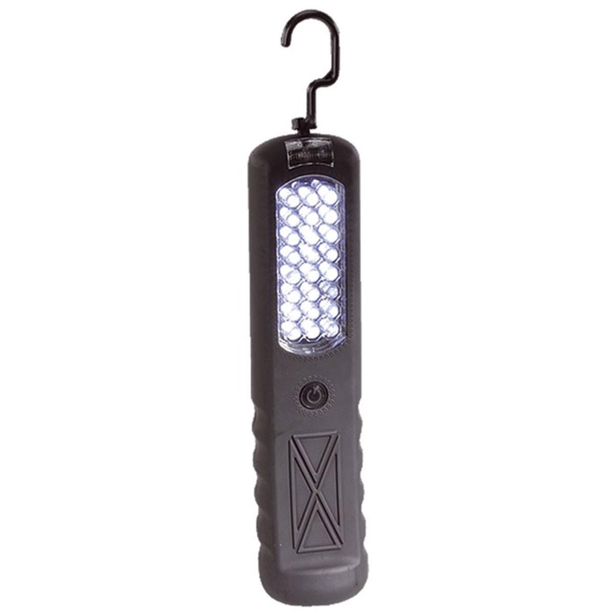 Seneste Ansmann 27 LED genopladelig arbejdslampe - Køb her NT31