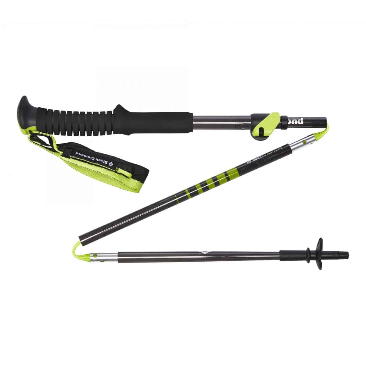 Black Diamond Distance Carbon AR 105-125 cm vandrestave
