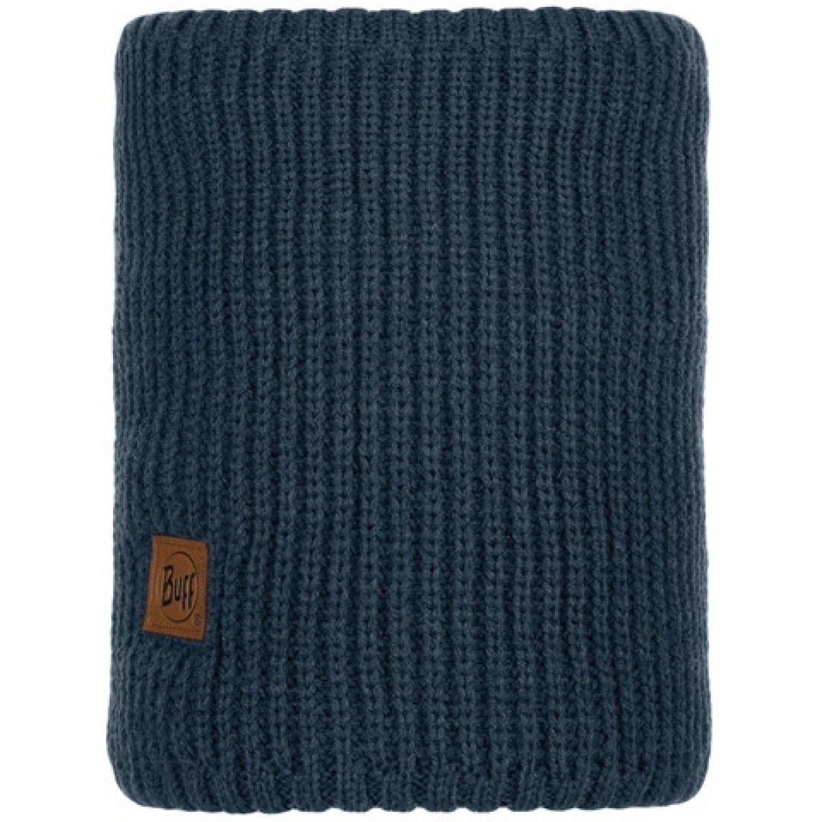 Buff Knitted Neckwarmer Rutger Medival Blue