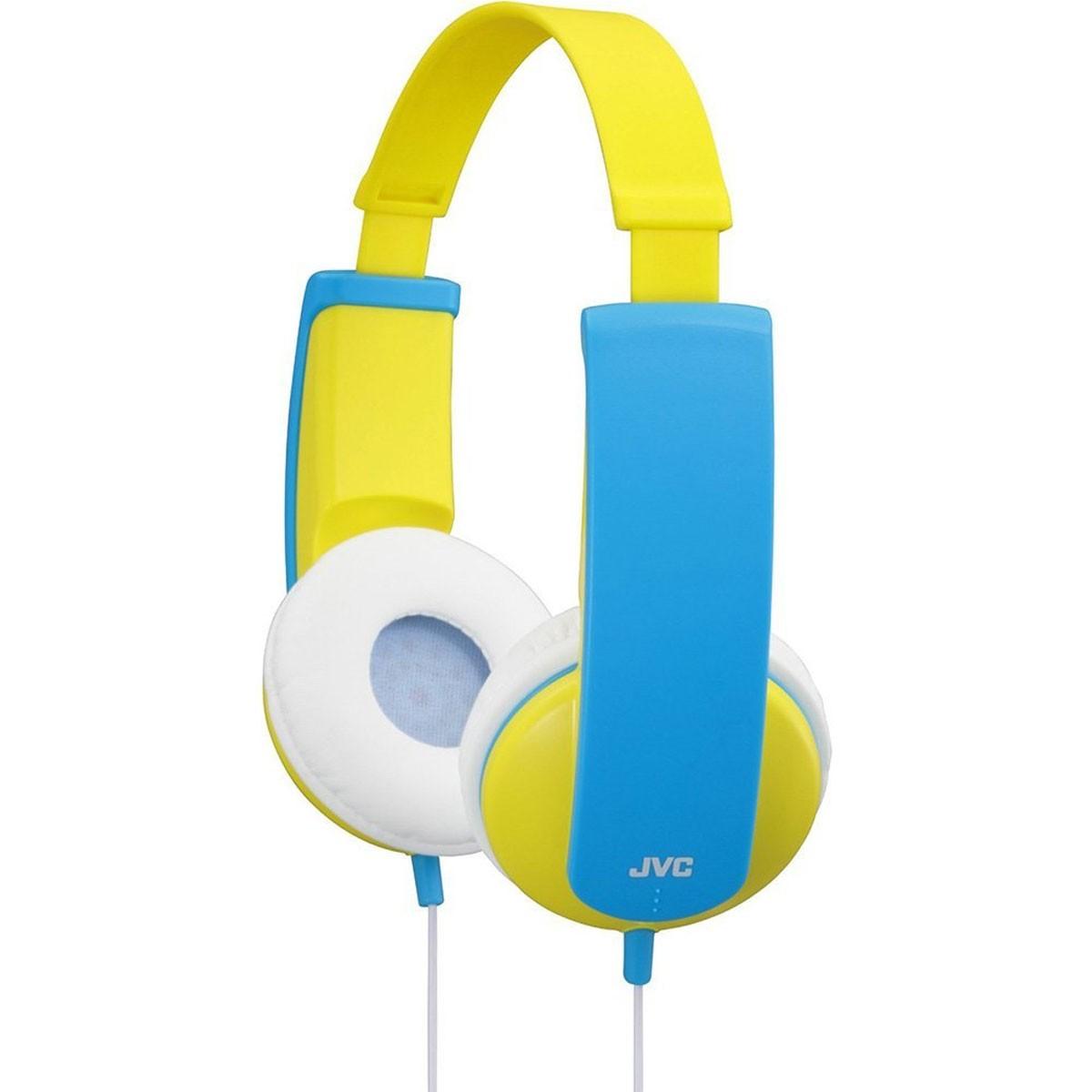 Jvc Kids Ha Kd5y Tinyphones Gul Bla