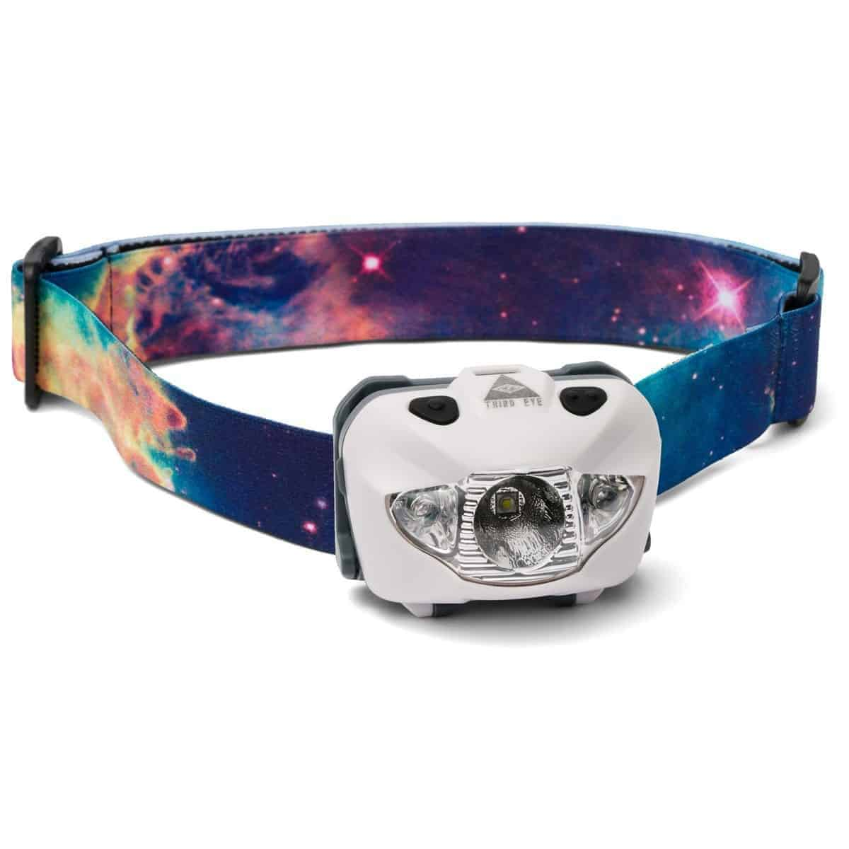 Third Eye Headlamps TE14 - Galaxy - Hvid