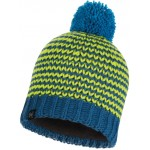Buff Dorn - Knitted & Polar Hat -moroccan Blue-1size