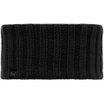 Buff Headband Knitted & Polar - Black