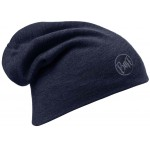 Buff Heavyweight Merino Wool Loose Hat - Solid Denim