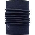 Buff Heavyweight Merino Wool Neckwarmer - Solid Denim