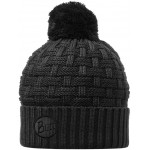 Buff Knitted Hat - Airon Black
