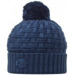 Buff Knitted Hat - Airon Blue
