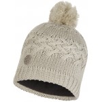 Buff Knitted & Polar Hat - Savva Cream