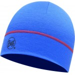 Buff Lightweight Merino Wool Hat - Blue Ink