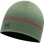 Buff Lightweight Merino Wool Hat - Moss Green
