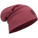 Buff Merino Wool Loose Fit Thermal Hat - Solid Tibetan Red