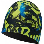 Buff Microfiber & Polar Hat Jr. - Air Cross // Black