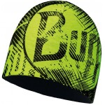Buff Microfiber & Polar Hat - Log Us // Black