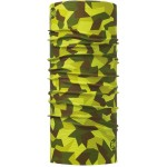 Buff New Original - Block Camo Green