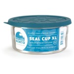 ECOlunchbox Seal Cup XL Blue Water Bento