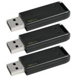Kingston 3-pack 32gb Usb 2.0 Datatraveler 20 - Diverse