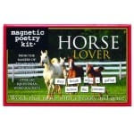 Magnetic Poetry - Magnetic Poetry Horse Lover