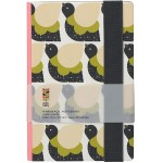 Orla Kiely - Notebook A5 Wood Pigeon