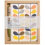 Orla Kiely - Notebook & Pen Set Multi Stem
