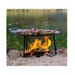 Petromax Griddle and Fire Bowl fs48