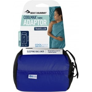 Image of   Adaptor - Coolmax® Traveller Liner Aqua