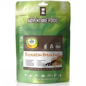 Image of   2 portioner expedition breakfast adventure food