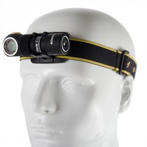 Image of   Armytek Tiara C1 Pro Magnet USB Genopladelig Pandelampe - Warm Light
