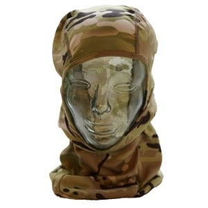 Image of Camouflage balaclava