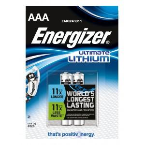 Image of   Batteri Energizer Ulimate