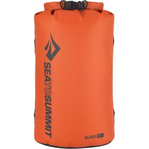 Image of   Big River Dry Bag - 35 Litre Orange (Red)