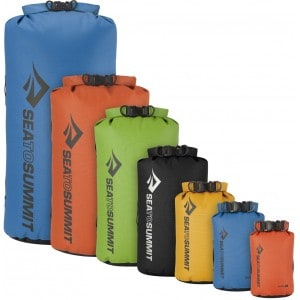 Image of   Big River Dry Bag - 65 Litre Black