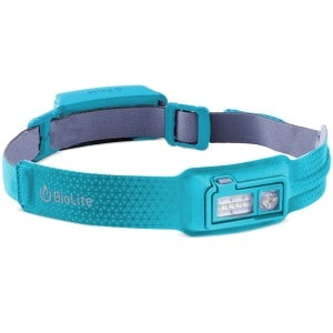 Image of   BioLite HeadLamp 330 - Ocean Teal