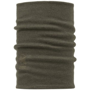 Image of   Neckwarmer Merino Thermal BUFF - Mørkegrøn (Cedar)