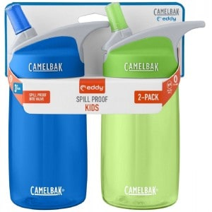 Image of   CamelBak Eddy Kids 400 ml Blue/Grass - 2-pak