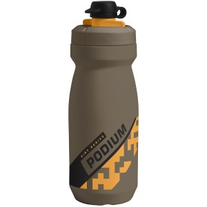 Image of   CamelBak Podium Dirt Series Bike Bottle 620 ml - Shadow Grey/Sulphur