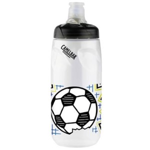 Image of   Camelbak Podium Junior 620 ml - Klar/Sort