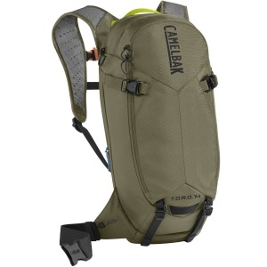CamelBak T.O.R.O. Protector 14 (11 liter) - Oliven/Lime Punch