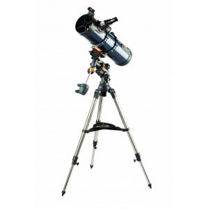 Image of   Celestron Astromaster Reflector 130 EQ Motor Drive