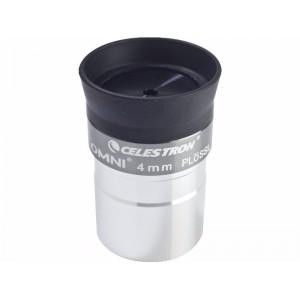 Image of   Celestron Omni Plossl Eyepiece 4mm