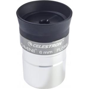 Image of   Celestron Omni Plossl Eyepiece 9mm