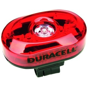 Image of   Duracell 5 LED cykel baglygte