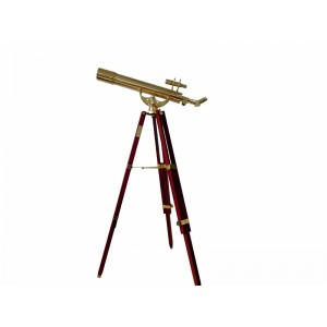 Image of   Focus Sport Optics Focus Antique Brass Telescope