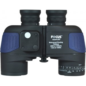Image of   Focus Sport Optics Focus Aquafloat 7x50 Waterproof Compass