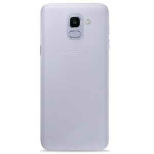 Galaxy J6 2018, 0.3 Nude Cover, Transp.