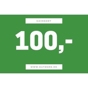 Image of   100 kr gavekort