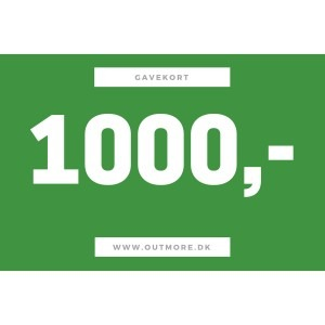 Image of   1000 kr gavekort