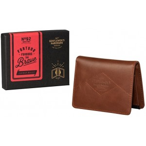 Image of   Leather Wallet Charcoal