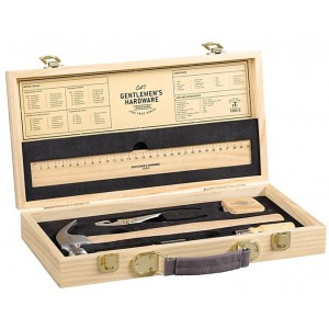Image of   Tool Kit In Wood Box