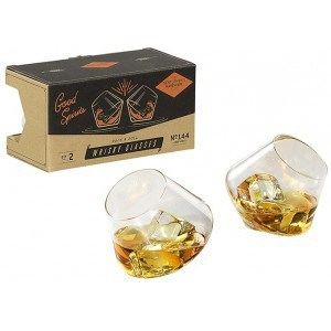 Image of   Whisky Glasses Set Of 2