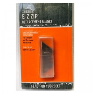Image of   Gerber E-Z Zip ekstra knivblade